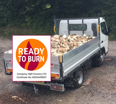 Loads of Logs and kindling, free log delivery Chichester & Midhurst areas